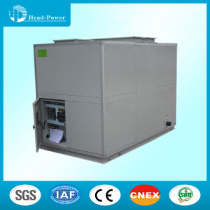 Evaporative Condensation Heat Pump Heat Recovery Fresh Air Handling Unit with Purification pictures & photos