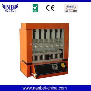 Soxhlet 6 Channels Crude Fat Analyzer (NB-SFC-06) pictures & photos