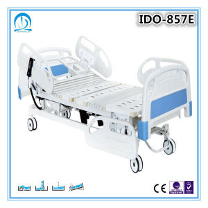 Five Function Hospital Bed Ido-857e Electric Adjustable Bed pictures & photos