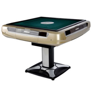 Brand Premium Noble Seriesautomatic Mahjong Table (N2) pictures & photos