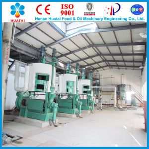 2015 Newest Huatai Brand Best Selling 10-2000 Tpd Palm Oil Press Plant Equipment