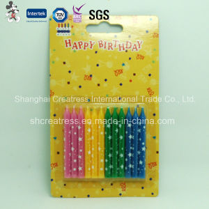 New Style Birthday Decorative Taper Candle pictures & photos