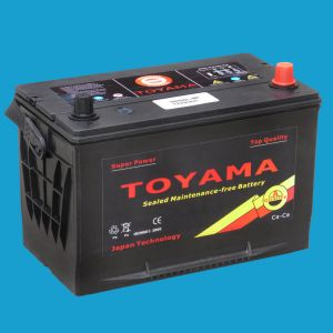 JIS Maintenance-Free Car Battery (N90-MF) pictures & photos