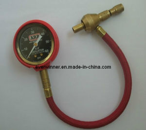 Tire Tyre Pressure Gauge with Release Valve, Rapid Tyre Deflator Deflators 4X4 4WD off Road Recovery Gauge Psi New pictures & photos