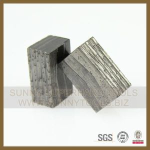 High Quality Stone Cutting Diamond Segment pictures & photos