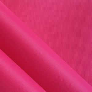 Diamond Grids Nylon-Like Polyester Fabric with PVC pictures & photos