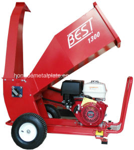 Hot Sale in Australia and New Zealand 13HP Wood Chipper Shredder Garden Shredder pictures & photos