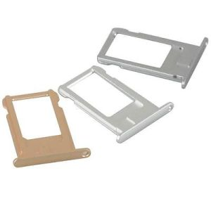 Grey Nano SIM Card Tray Slot Holder for iPhone 5s pictures & photos
