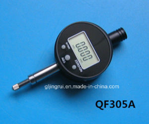 Cjr 1/4inch 5*0.001 Three Button Digital Indicator