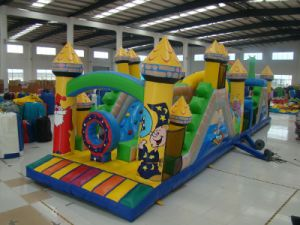 Funny Inflatable Obstacle for Customized (OC-023)
