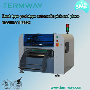 Bench SMT Pick and Place Machine / SMD Mounter pictures & photos