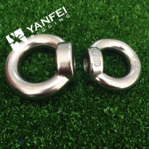 Stainless Steel DIN582 Eye Nut for Lifting pictures & photos