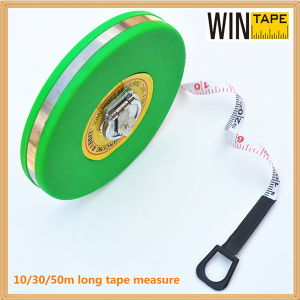 Multifunction Retractable PVC Fiberglass Automatic Length Measurement (FB-100) pictures & photos