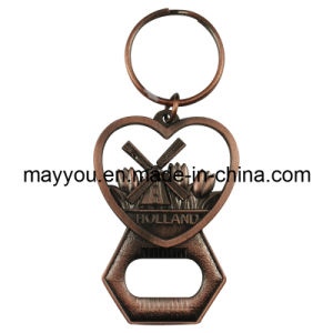 Bottle Opener Key Chain with Holland Logo (KH003) pictures & photos