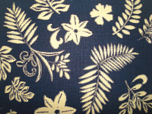 Print Cotton Polyester Twill pictures & photos