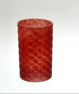 High Red Candle Holder for Holiday pictures & photos