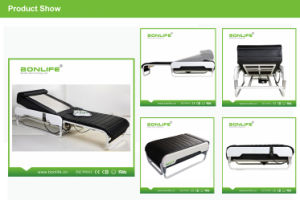 "Spiral Screw Drive+ ""S"" Track +Black Adjustable Thermal Massage Bed with Lifter pictures & photos"