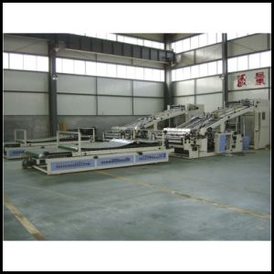Automatic High Speed Cardboard Corrugated Flute Laminator Machine pictures & photos