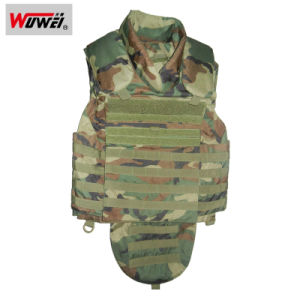 Camouflage Body Armor for Military (MCQFH-WW) pictures & photos