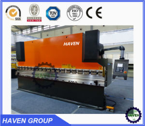 CNC Hydraulic Folding Press Brake Machine pictures & photos