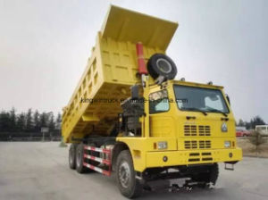 China HOWO Brand Mining Dump Truck pictures & photos