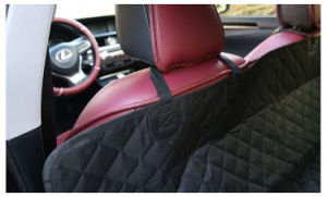 Waterproof Hammock Rear Car Seat Cover for Dog Pet Puppy Wth Zipper pictures & photos