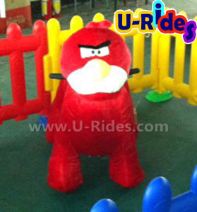 kiddie ride Walking animal ride car with plastic toy fence pictures & photos
