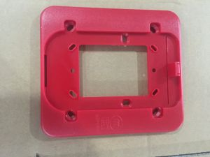 Material ABS Fire Alarm Cover pictures & photos