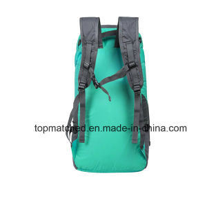 China Wholesale Nylon Ripstop 35L Sports Gym Bag Hiking Mountaineer Camping Backpack pictures & photos