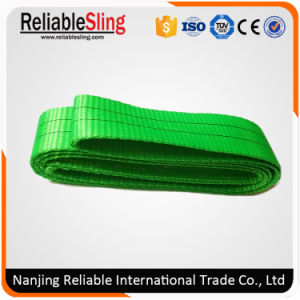 En Standard Polyester Flat Belt Type Endless Webbing Sling pictures & photos