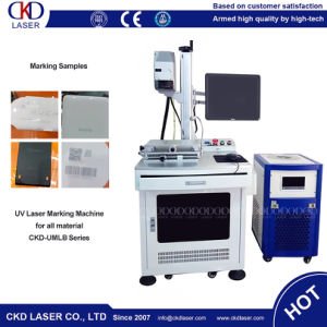 Turnkey Excimer White ABS Plastic Sheet Laser Engraving Machine pictures & photos