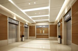 Hospital Passenger Elevator with Big Cabin pictures & photos
