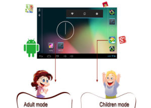 Kids Tablet PC 7 Inch A33 Android WiFi Kids Learning Children pictures & photos