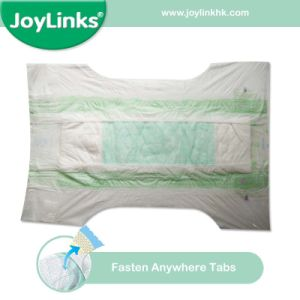 Premium Soft Breathable Baby Diapers/Baby Nappies pictures & photos