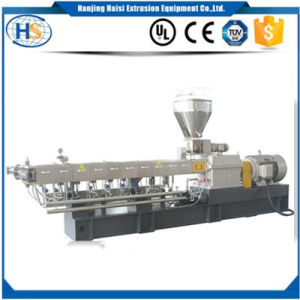 PC ABS Twin Screw Extruder Machine pictures & photos