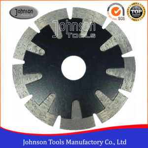 Cutting Granite Blade 115mm Diamond Concave Saw Blade pictures & photos