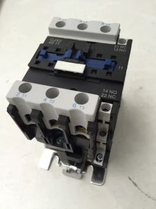 Made in Wenzhou Factory LC1-D80 Magnet AC Contactor 220V/110V/380V pictures & photos