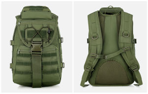 Colors Military Army Combat Backpack, Outdoor Nylon Camping Travel Bag pictures & photos