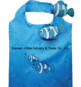 Foldable Shopping Promotional Bag, Animal Tropical Fish Style, Reusable, Gifts pictures & photos