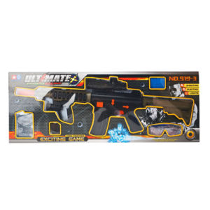 Boy Toys Gun Battery Operated Gun with Water Bullet (H0221019) pictures & photos