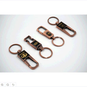 Manufacturers Selling Personalized Key Chain GM Standard Key High-End Denmark Logo Key pictures & photos