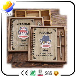 New Loose-Leaf Notebook Suit with Gift Box pictures & photos