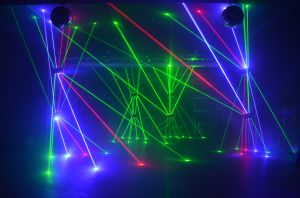 2400MW RGB Full Color Laser Spider Light pictures & photos