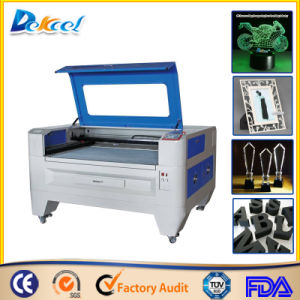 Hot Sale 100W CO2 Laser Cutter Engraving 10mm Acrylic/MDF/Leather 9060 pictures & photos