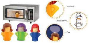 Gift Microwave Oven Steam Angry Mama Cleaner pictures & photos