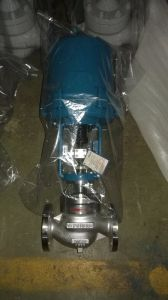 Globe Type Electric Actuated Flow Control Valve (ZDLP) pictures & photos