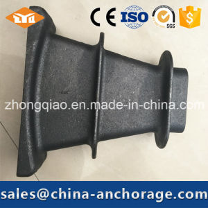Post-Tensioning Curved Flat Anchorage for Bridge Construction pictures & photos