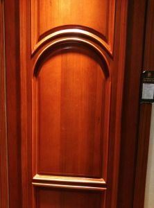 Brown Colour High Quality Interior Wood Door pictures & photos