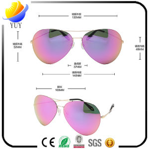 Custom Promo Sun Glasses Promotional Pinhole Sunglasses pictures & photos