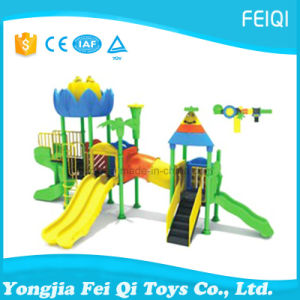 New Design Supplier Castle Playground Air to Slide Nature Series (FQ-YQ04001) pictures & photos